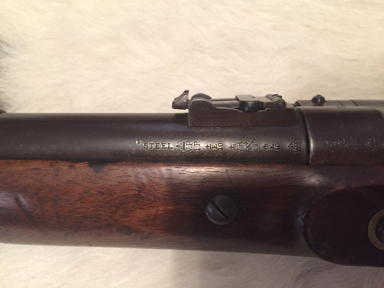Snider Enfield Carbine - Some questions