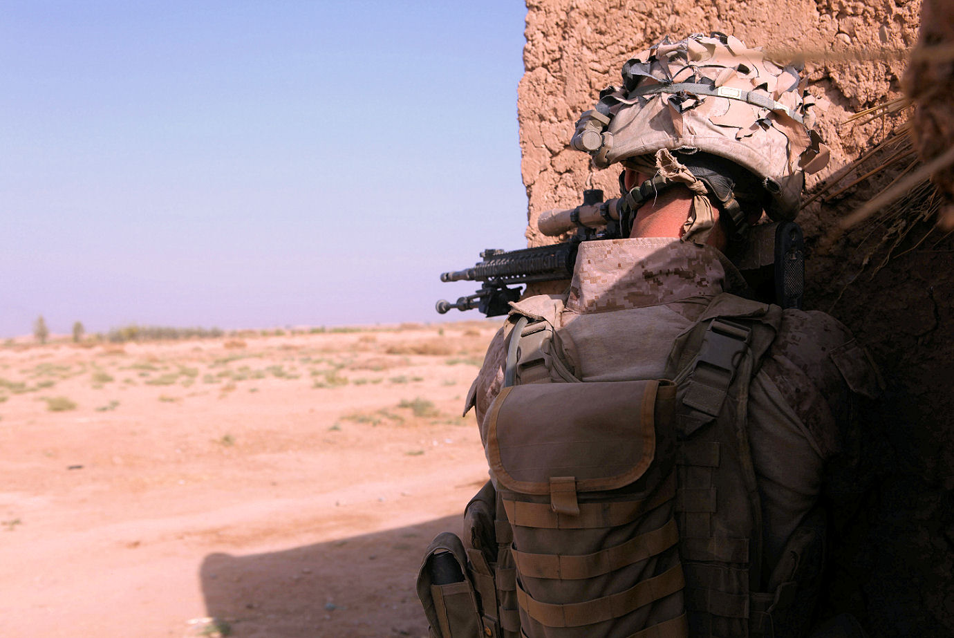 Click image for larger version.  Name:Lance Cpl. Jacob N. Vineyard Designated Marksmen with Golf Co 2nd Battalion 9th Marines Rgt Regi.jpg Views:33 Size:199.0 KB ID:449056