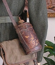 Click image for larger version.  Name:M1876 water bottle w leather shoulder strap R1.jpg Views:29 Size:53.0 KB ID:477929