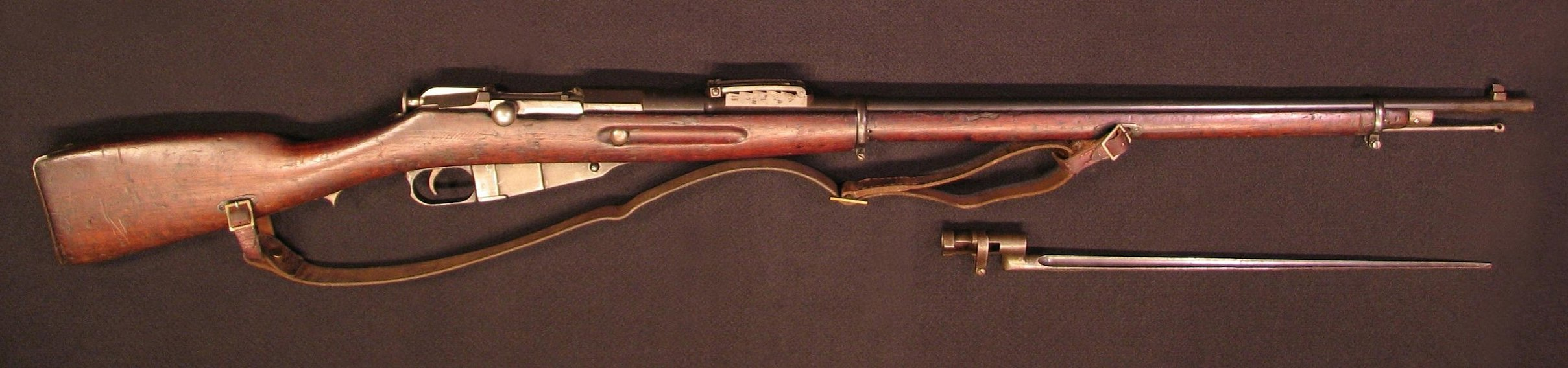 Click image for larger version.  Name:M1891 T-Line Inf Rifle Chat 1894 w-S R1.jpg Views:19 Size:226.2 KB ID:2151906