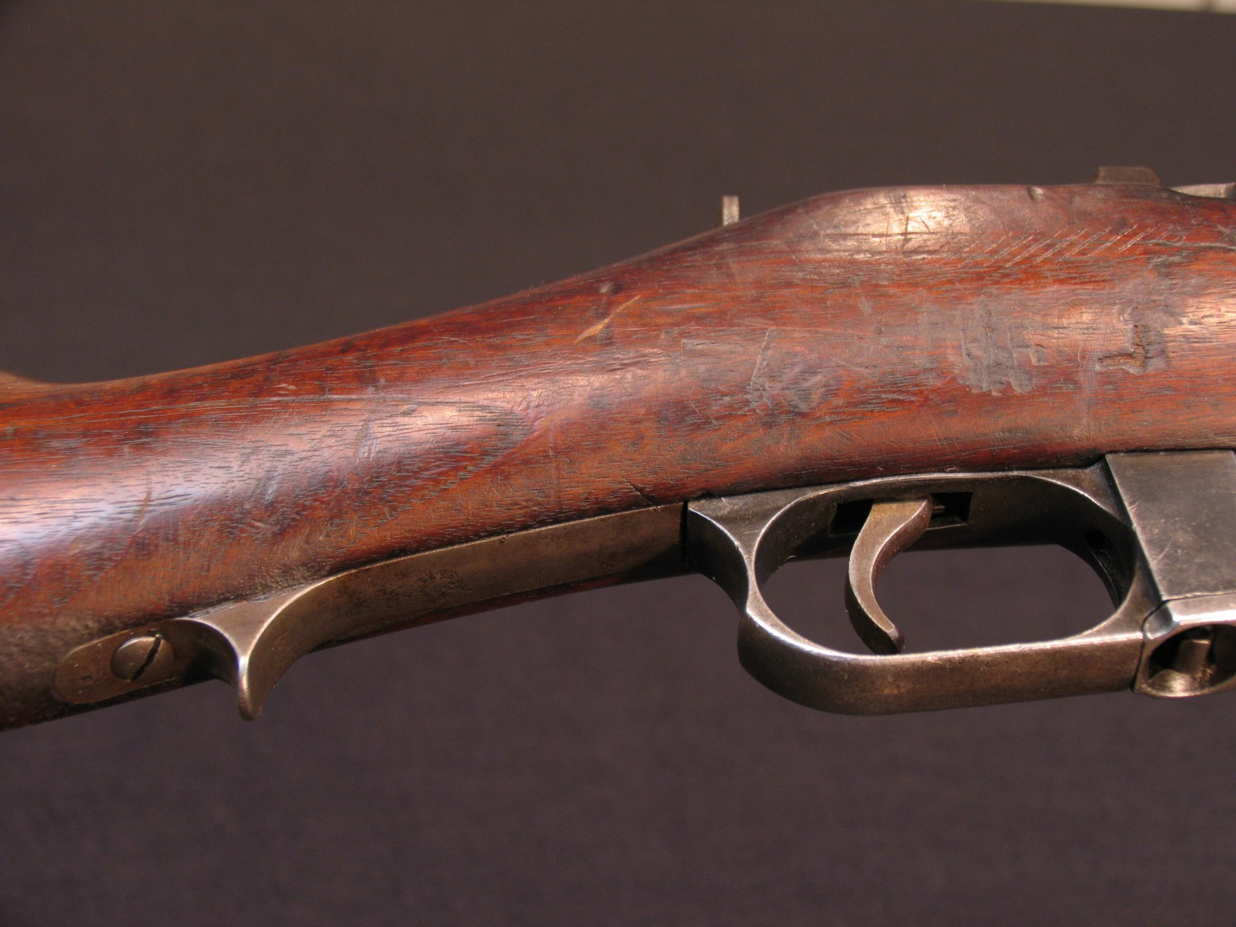 Click image for larger version.  Name:M1891 T-Line Inf Rifle Chat 1894 w-S R8.jpg Views:15 Size:300.9 KB ID:2151962