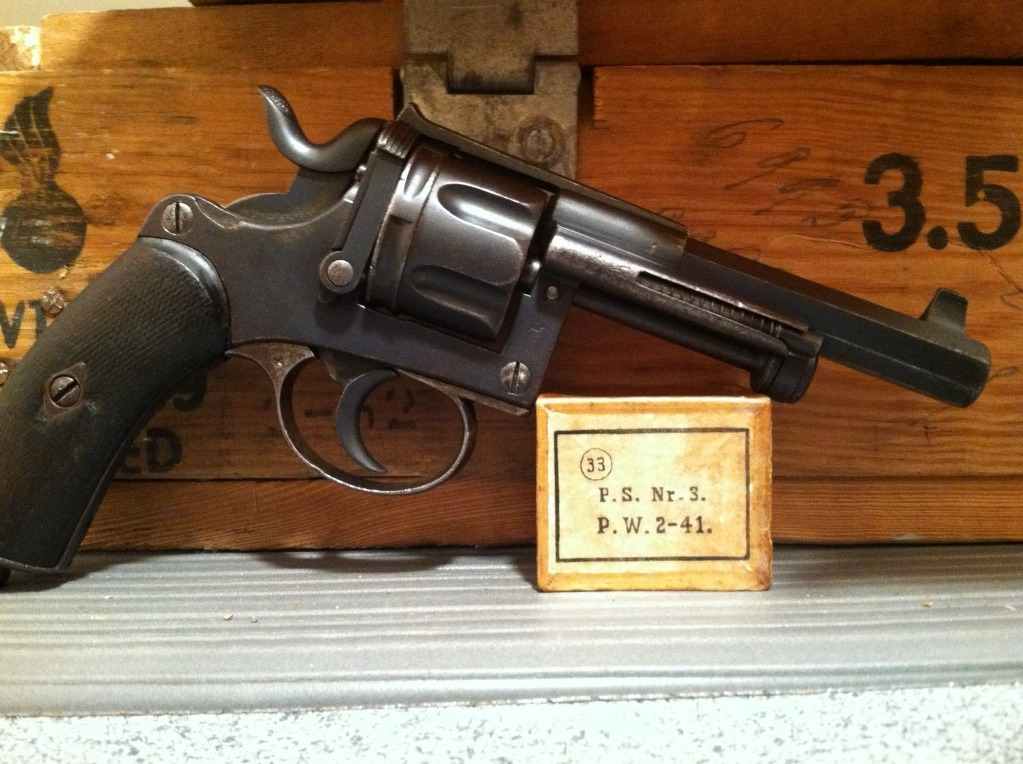 m91 dutch colonial revolver