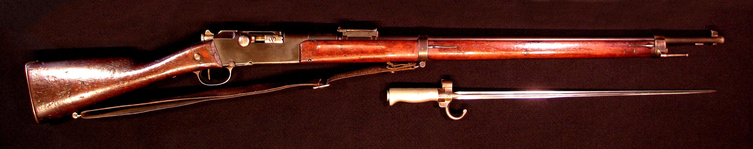 Click image for larger version.  Name:Mle 1886 Lebel Rifle 01B (1).jpg Views:11 Size:1.65 MB ID:3687191