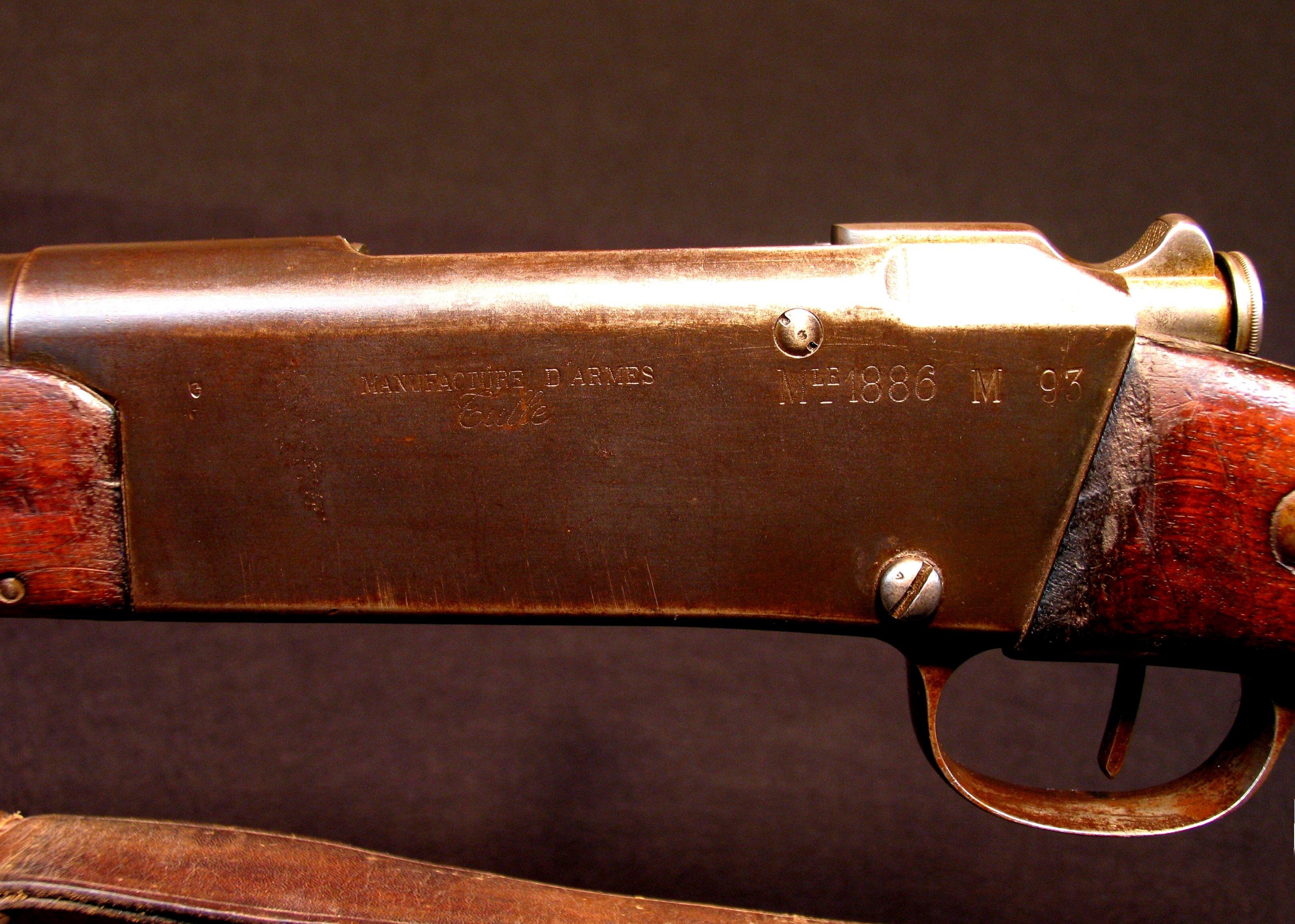 Click image for larger version.  Name:Mle 1886 Lebel Rifle 01B (4).jpg Views:9 Size:1.16 MB ID:3687197