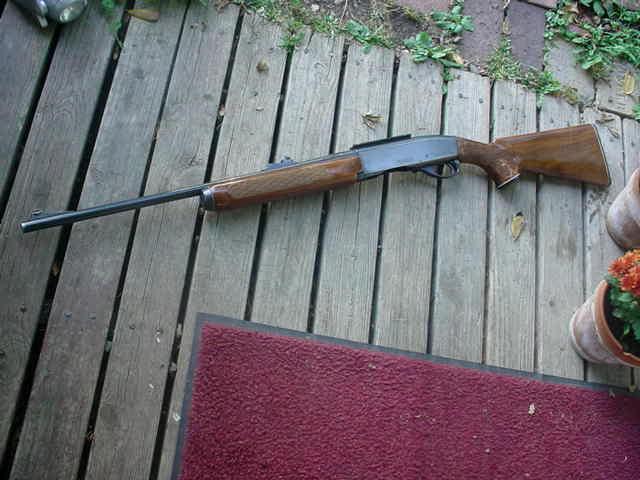Remington 742 Woodsmaster good rifle?