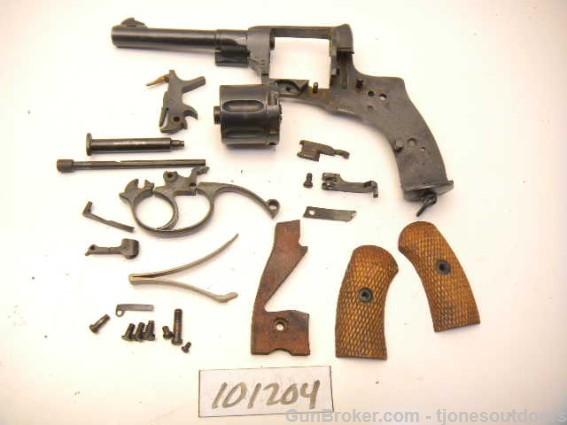 M1895 Nagant Revolver Parts Kit vs the whole revolver