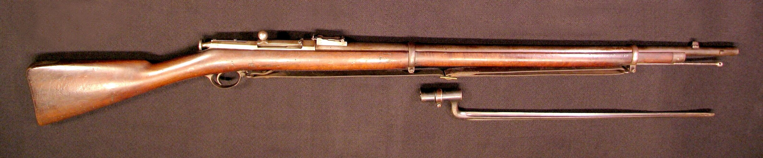 Click image for larger version.  Name:Russian M1870 Berdan II Infantry Rifle - 001A.jpg Views:50 Size:285.9 KB ID:1967417