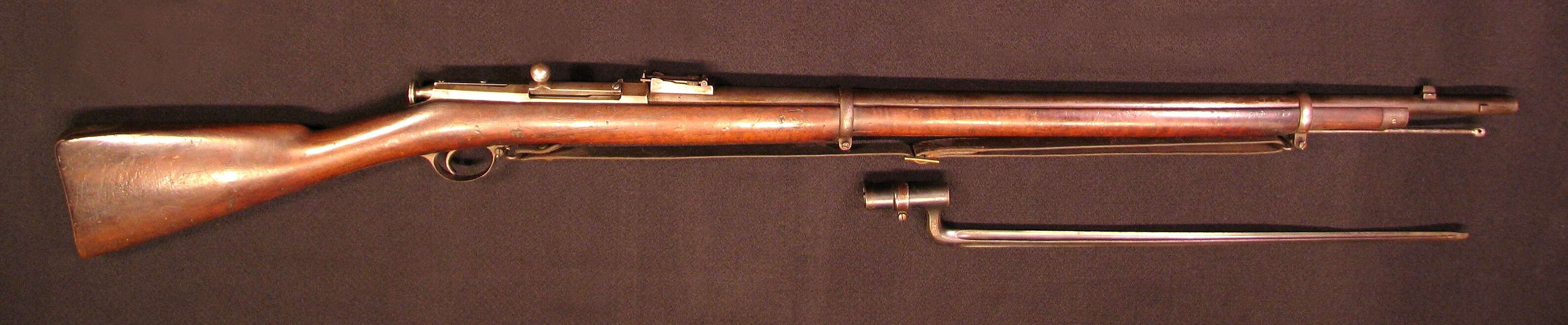 Click image for larger version.  Name:Russian M1870 Berdan II Infantry Rifle - 07R.jpg Views:5 Size:1.77 MB ID:2309546