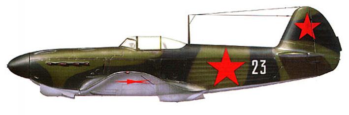 Click image for larger version.  Name:test 131 60 02 Yak-1b of Lilya Litvyak 23, of 73 IAP, 1943.jpg Views:3 Size:36.9 KB ID:383996