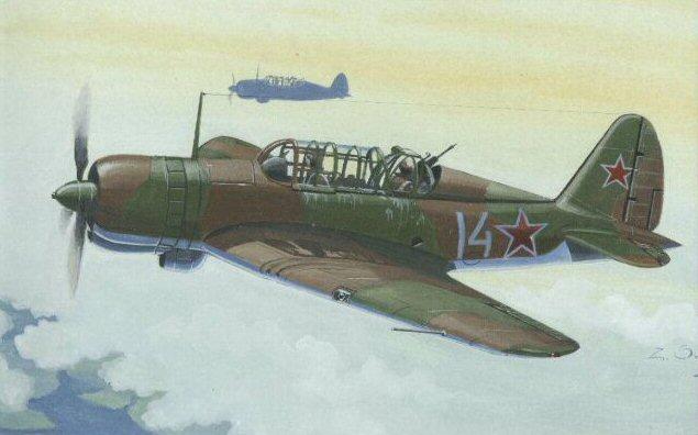 Click image for larger version.  Name:test 131 60 08 Sukhoi Su-2 587 Regiment.jpg Views:3 Size:40.4 KB ID:384061