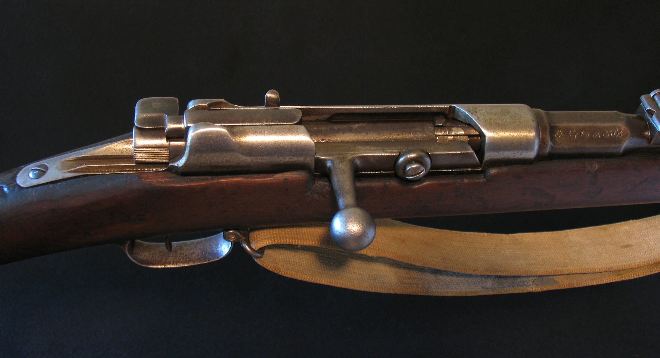 Click image for larger version.  Name:Turkish M1887 Action Rt Side Detail Rt Side 05.jpg Views:7 Size:299.7 KB ID:1539681