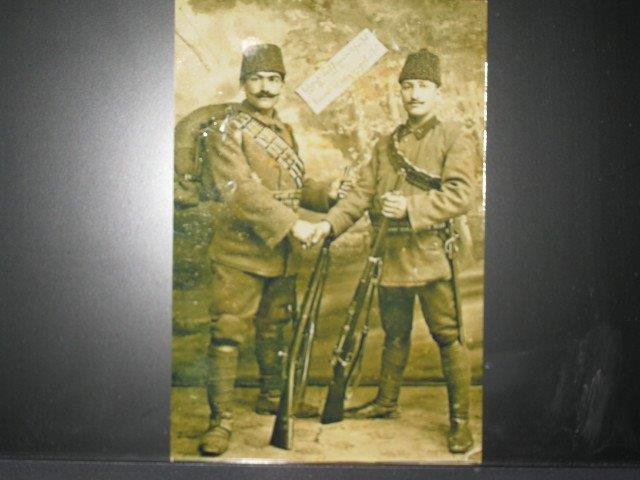 Click image for larger version.  Name:Turkish Soldiers , Mauser M90's  & Bayonets.jpg Views:24 Size:42.3 KB ID:1823425