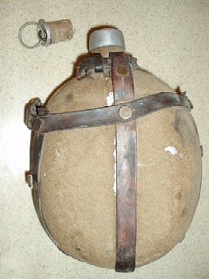 Click image for larger version.  Name:Turkish WWI water bottle 2.jpg Views:14 Size:86.0 KB ID:774831