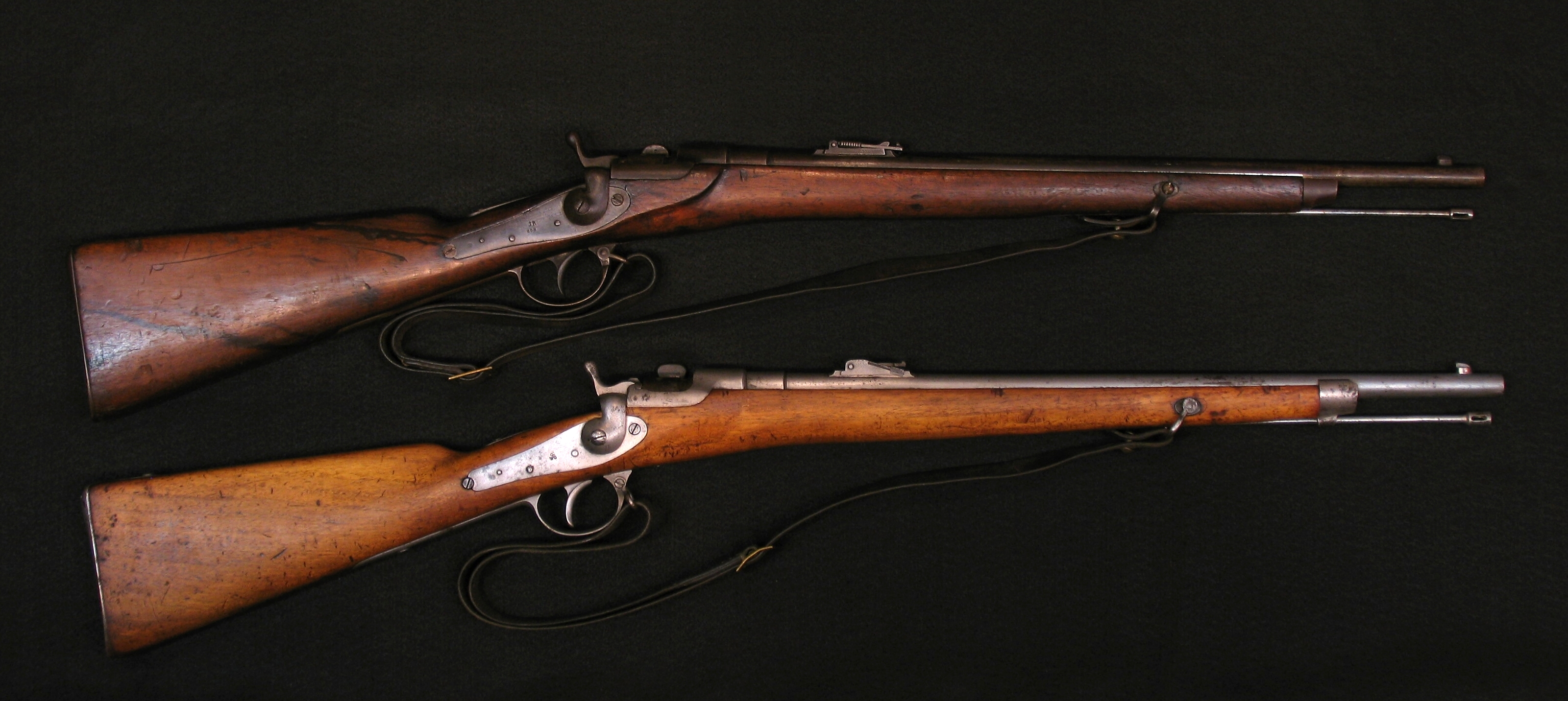 Click image for larger version.  Name:Werndl Carbines 67 Cavalry R-1a.jpg Views:3 Size:2.50 MB ID:3708379