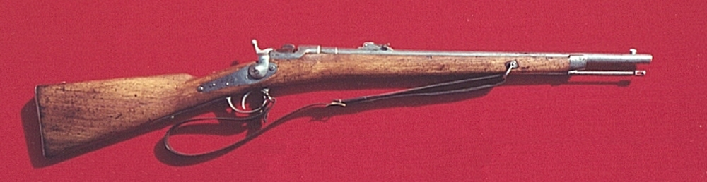 Click image for larger version.  Name:Werndl M67 Cavalry Carbine R-2.jpg Views:44 Size:186.5 KB ID:591162