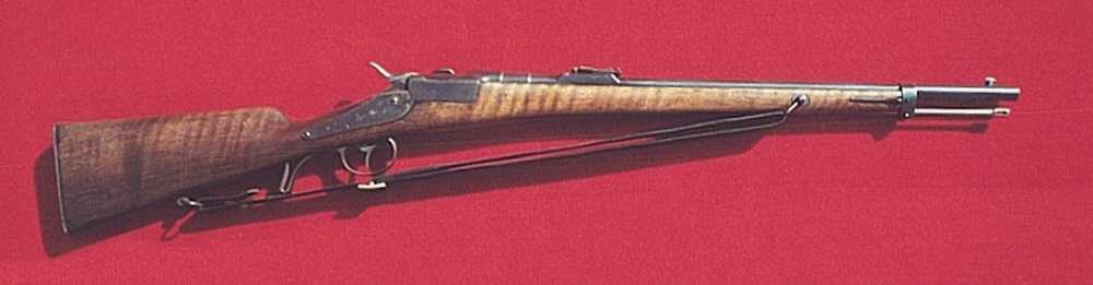 Click image for larger version.  Name:Werndl M73-77 Extra Corp Gewehr R-2.jpg Views:40 Size:187.0 KB ID:591169