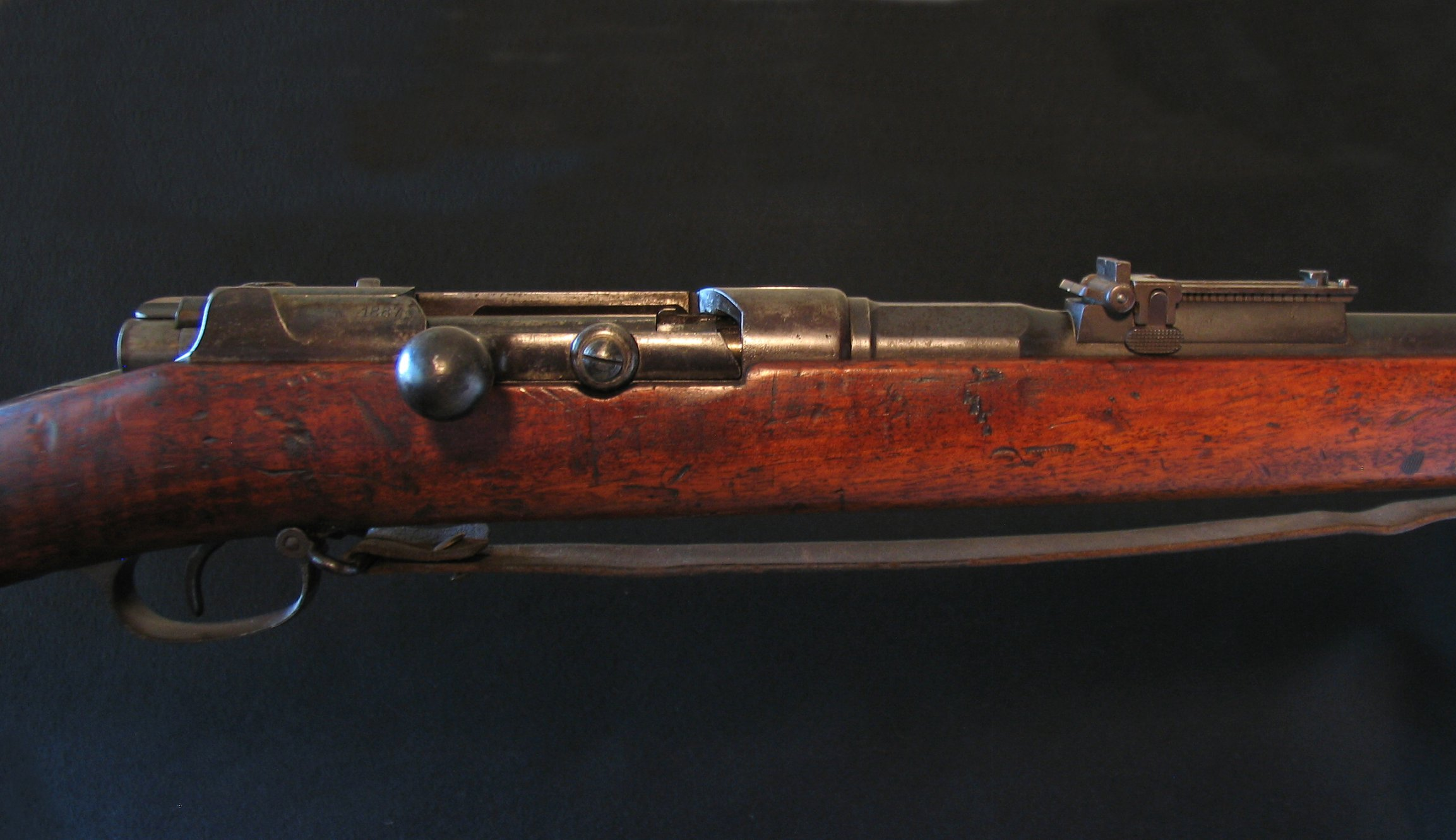 Click image for larger version.  Name:Wurttemberg M1887 Action Rt Side 14.jpg Views:8 Size:300.0 KB ID:1539817