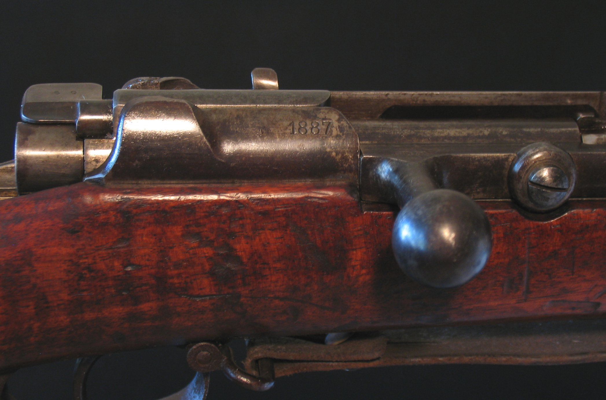 Click image for larger version.  Name:Wurttemberg M1887 Model Detail 15.jpg Views:8 Size:292.4 KB ID:1539745