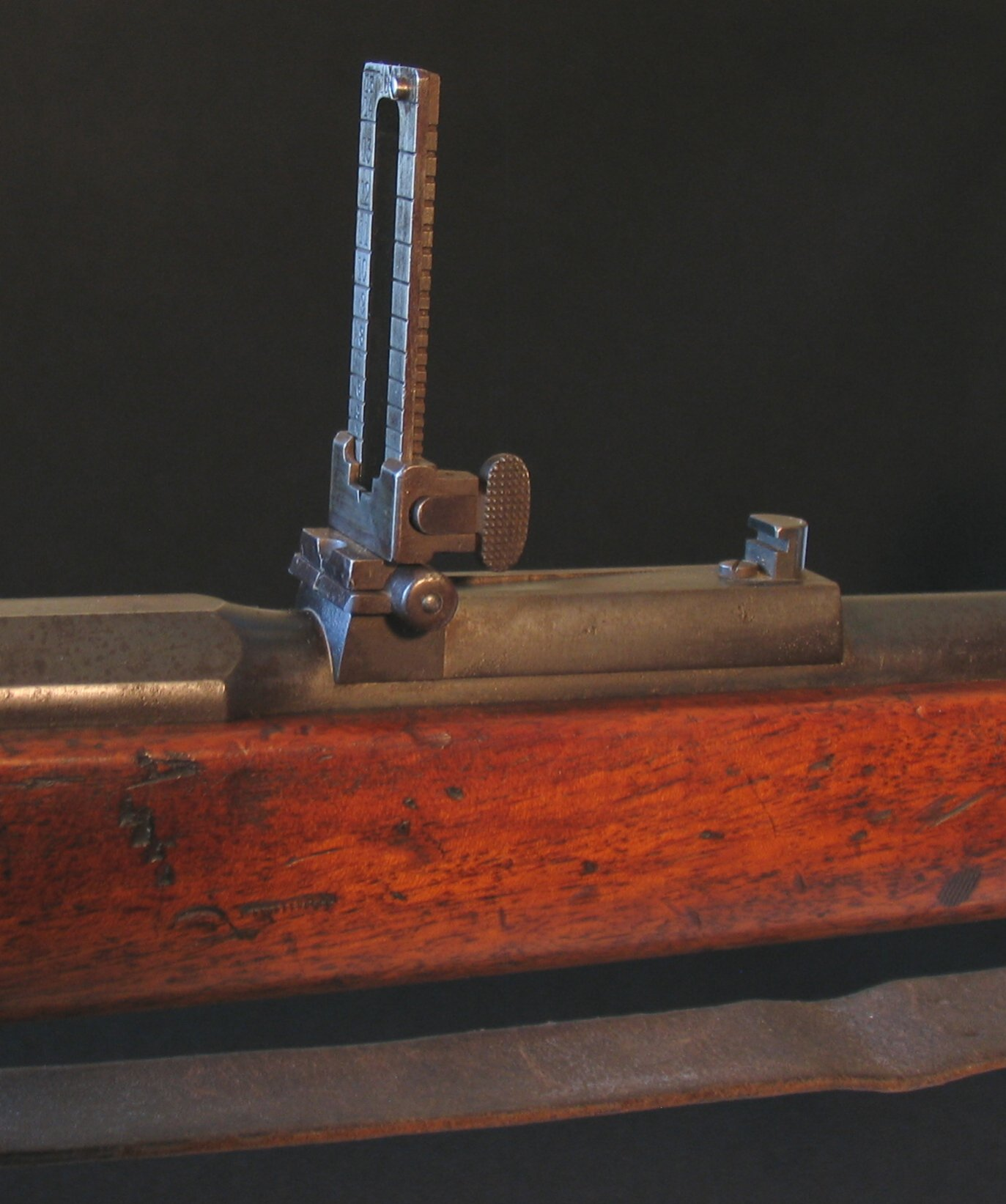Click image for larger version.  Name:Wurttemberg M1887 Rear Sight Leaf Detail 16.jpg Views:10 Size:211.3 KB ID:1539809